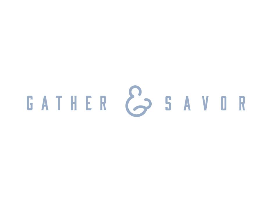 Gather & Savor Logo